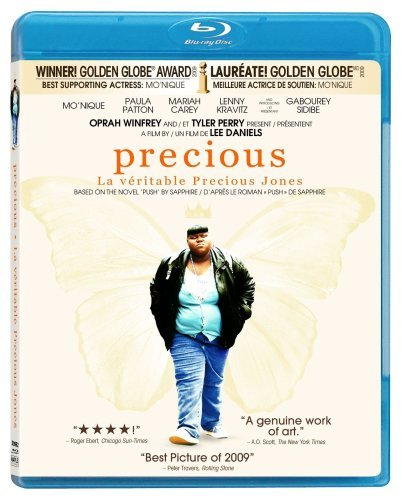 Precious Sidibe Mo'nique Carey Kravitz Blu Ray