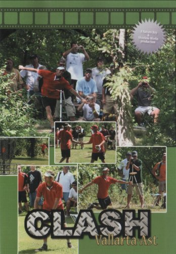Clash Iii Vallarta Ast Disc Golf DVD
