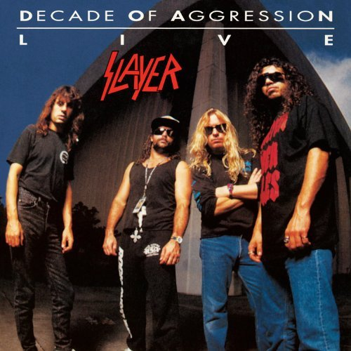 Slayer Live Decade Of Aggression Explicit Version 2 Lp