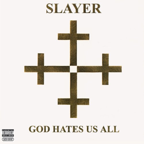 Slayer God Hates Us All Explicit Version