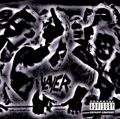 Slayer Undisputed Attitude Explicit Version