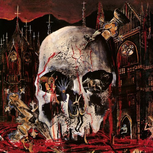 Slayer South Of Heaven Explicit Version