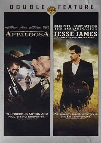 Appaloosa Assassination Of Jesse James Double Feature