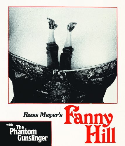 Fanny Hill Phantom Gunslingler Russ Meyer Double Feature Blu Ray DVD Nr
