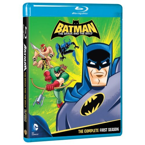 Batman Brave & The Bold Seaso Batman Brave & The Bold Made On Demand Nr 2 Br