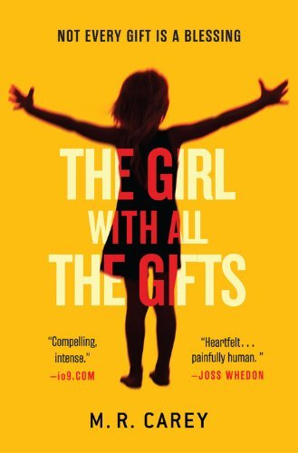 M. R. Carey The Girl With All The Gifts