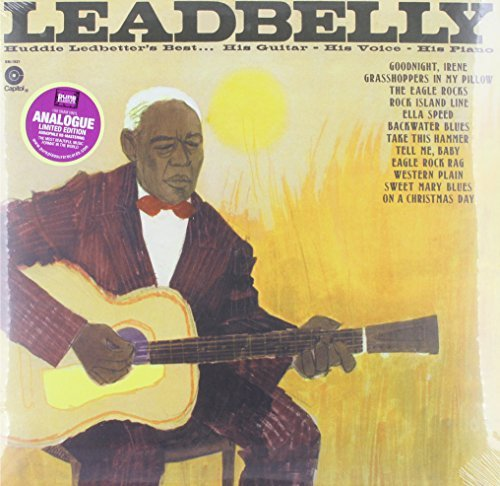 Leadbelly Huddie Ledbetter's Best... 180gm Vinyl