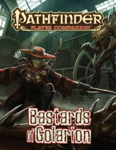 Judy Bauer Pathfinder Player Companion Bastards Of Golarion