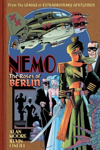 Alan Moore Nemo The Roses Of Berlin