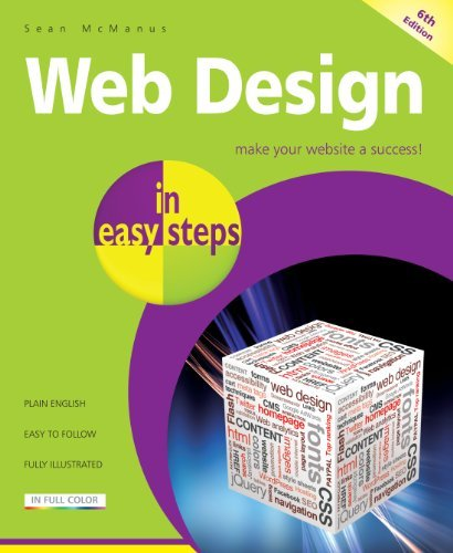 Sean Mcmanus Web Design In Easy Steps 0006 Edition;