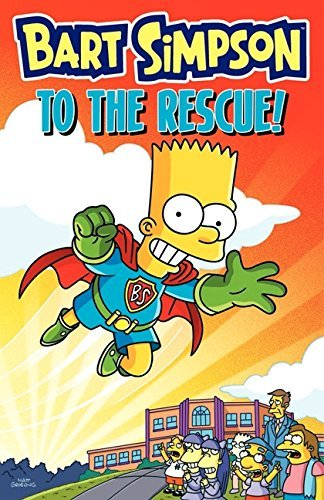 Matt Groening Bart Simpson To The Rescue!