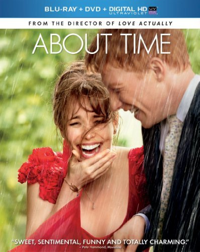 About Time About Time Blu Ray Ws R DVD Uv