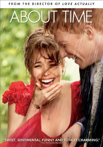 About Time Gleeson Mcadams DVD R Ws