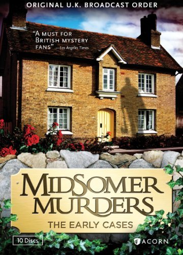 Midsomer Murders Early Cases DVD Nr Ws