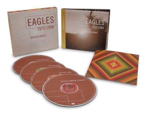 Eagles Selected Works 1972 1999 (4 CD 4 CD