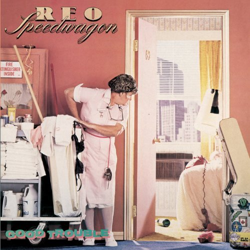 Reo Speedwagon Good Trouble Incl. Booklet
