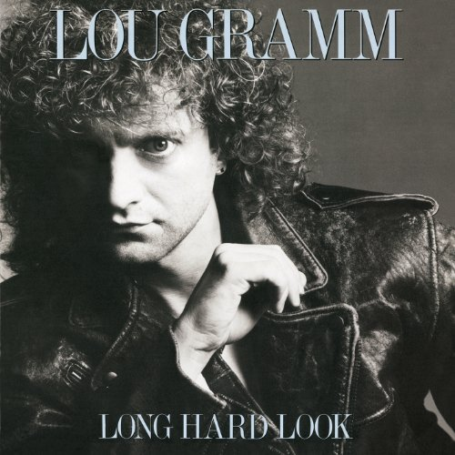 Lou Gramm Long Hard Look Incl. Booklet