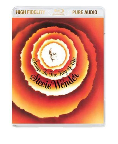 Stevie Wonder Songs In The Key Of Life Blu Ray Audio Songs In The Key Of Life