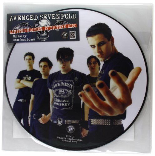 Avenged Sevenfold Unholy Confessions