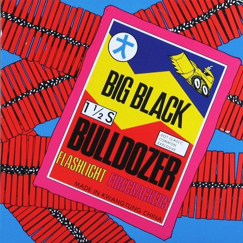 Big Black Bulldozer Ep