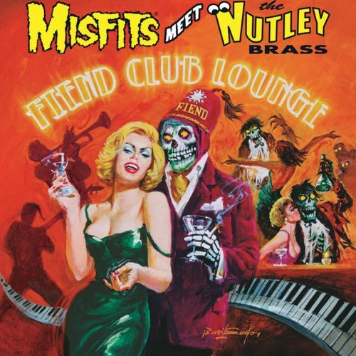Misfits Meet The Nutley Brass Fiend Club Lounge
