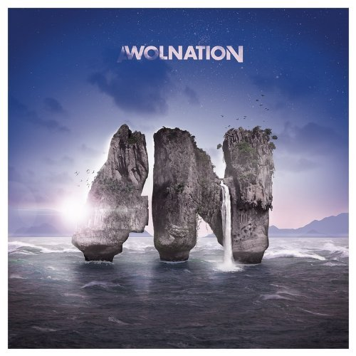 Awolnation Megalithic Symphony Deluxe 2 CD Patch Booklet Bottle Open