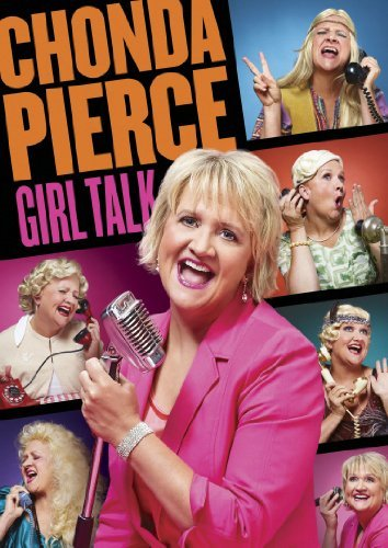 Chonda Pierce Girl Talk Ws Nr