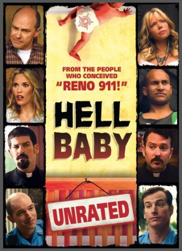 Hell Baby Corddry Rob DVD R Ws