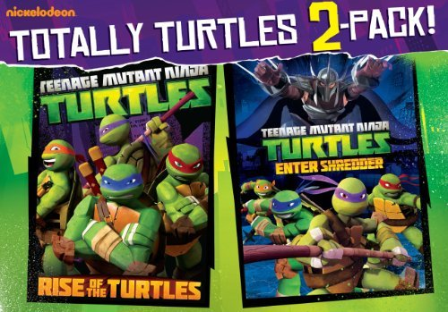 Rise Of The Turtles Enter Shre Teenage Mutant Ninja Turtles Ws Nr 2 DVD