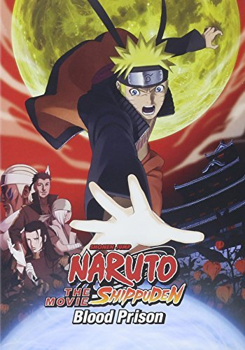 Naruto Shippuden The Movie Blood Prison Naruto Shippuden The Movie Blood Prison DVD Nr Fs