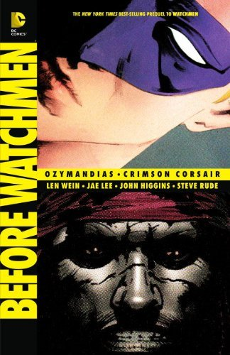 Len Wein Before Watchmen Ozymandias Crimson Corsair