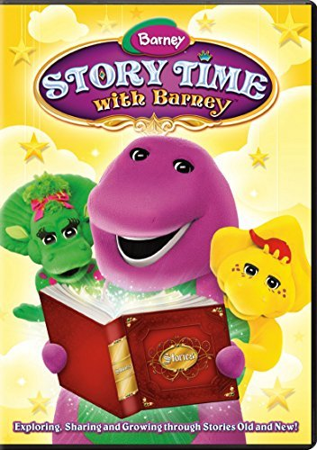 Barney Storytime With Barney Barney Nr