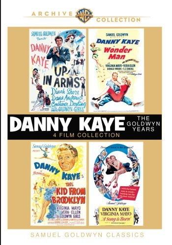 Danny Kaye Goldwyn Years Danny Kaye Goldwyn Years Made On Demand Nr