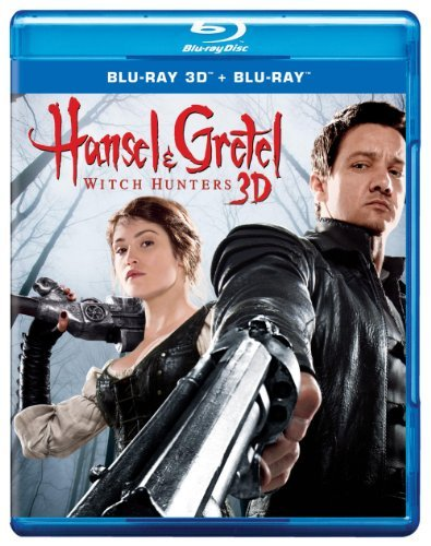 Hansel & Gretel Witch Hunters Renner Janssen Arterton Nr