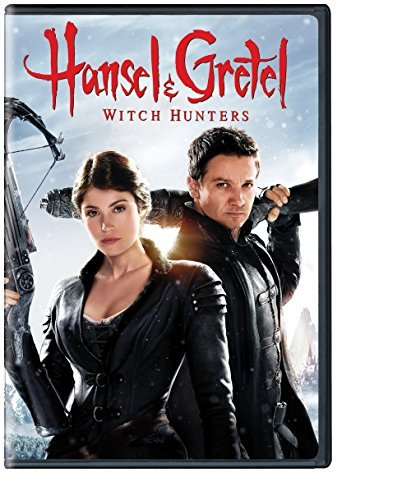 Hansel & Gretel Witch Hunters Renner Janssen Arterton DVD Nr