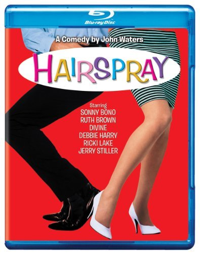 Hairspray (1988) Lake Divine Stiller Fitzpatric Blu Ray Ws Pg