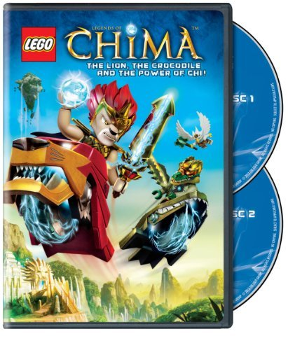 Lego Legends Of Chima Season 1 Part 1 DVD Nr