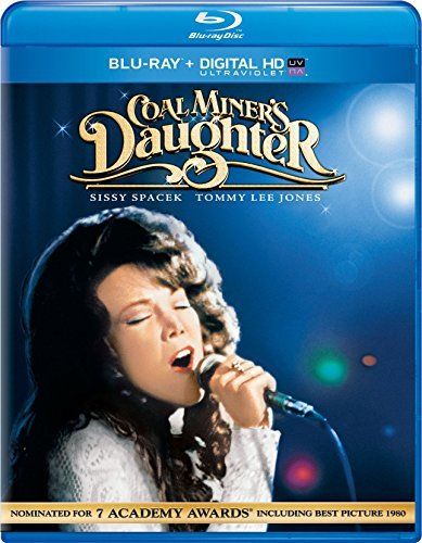 Coal Miner's Daughter Spacek Lee Jones Blu Ray Pg Ws
