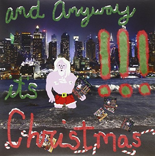 !!! And Anyway It's Christmas 7 Inch Single