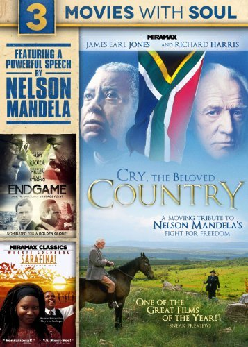 Cry Beloved Country Endgame Sarafina! 3 Movies With Soul Pg13