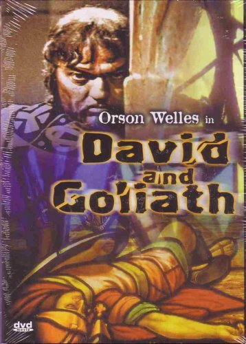 David & Goliath Welles Orson