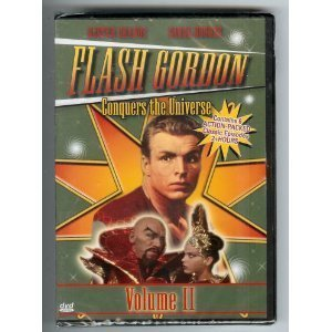 Flash Gordon Vol. 2 Conquers The Universe Clr Nr