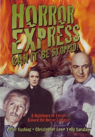 Horror Express (1972) Lee Cushing Tortosa Savalas Pe