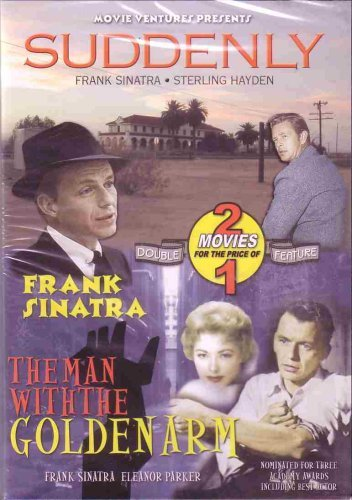 Frank Sinatra Kim Novak Suddenly The Man With The Golden Arm