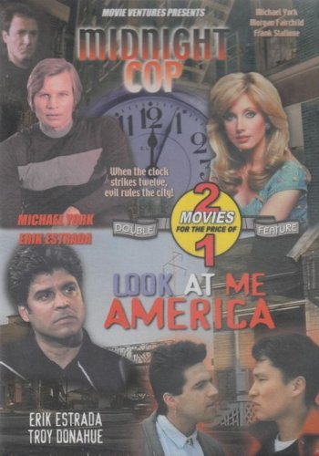 Midnight Cop Look At Me America Double Feature