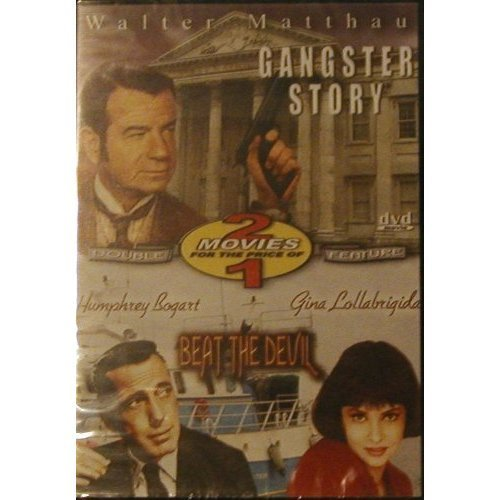 Gangster Story Beat The Devil (double Feature)