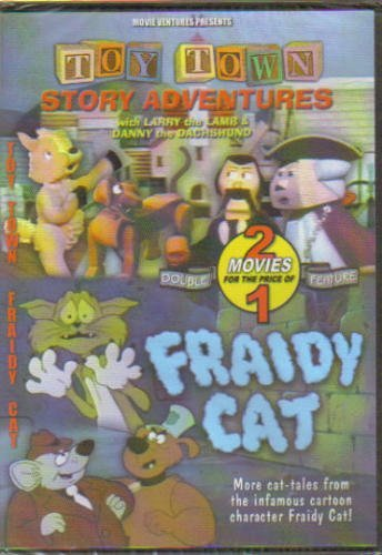 Toy Town Story Adventures Fraidy Cat Double Feature
