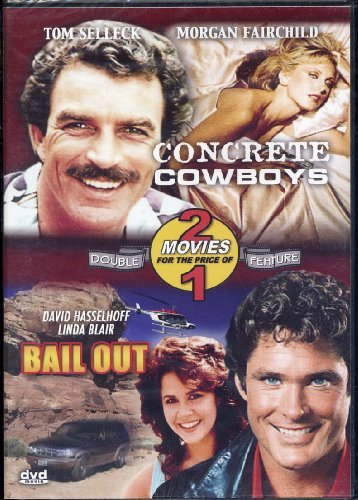 Concrete Cowboys Bail Out Double Feature