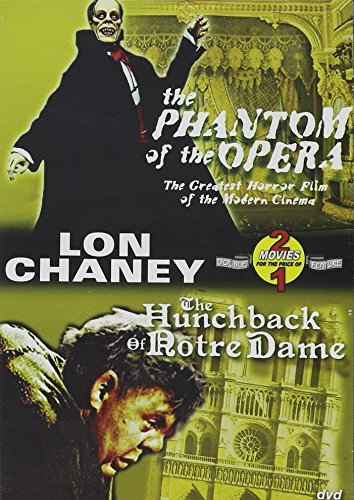 Phantom Of The Opera The Hunchback Of Notre Da Double Feature