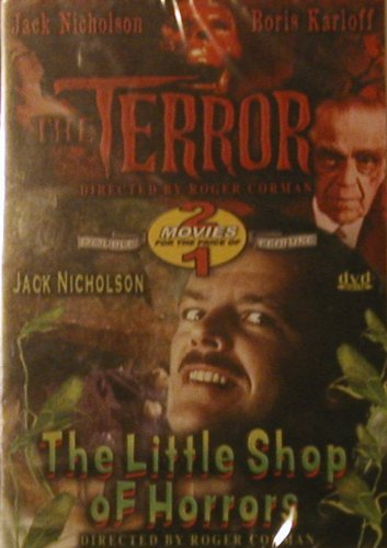 Terror Little Shop Of Horrors Double Feature
